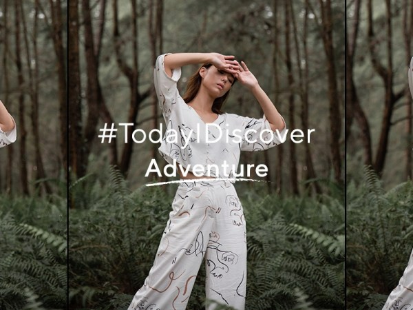 #TodayIDiscover – Adventure