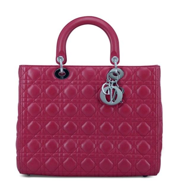 Style Theory Designer Bag_Dior_Lady Dior