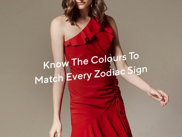 Style Signs | Know The Colours To Match Every Zodiac Sign
