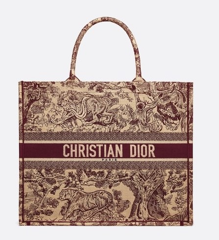 Style Theory Designer Bag_Dior_Book Tote