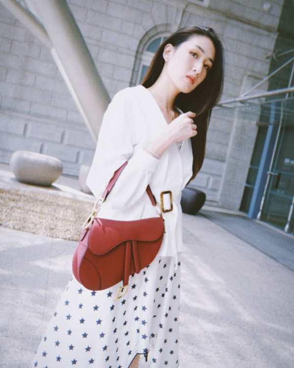Style Theory Designer Bag_Red Saddle_Kimberly