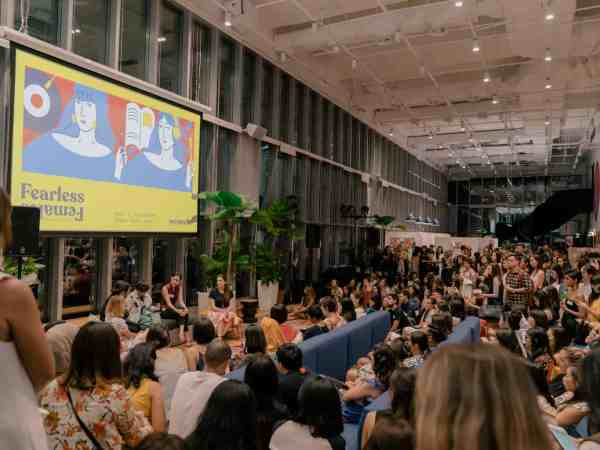 Community Event: International Women's Day at WeWork Singapore