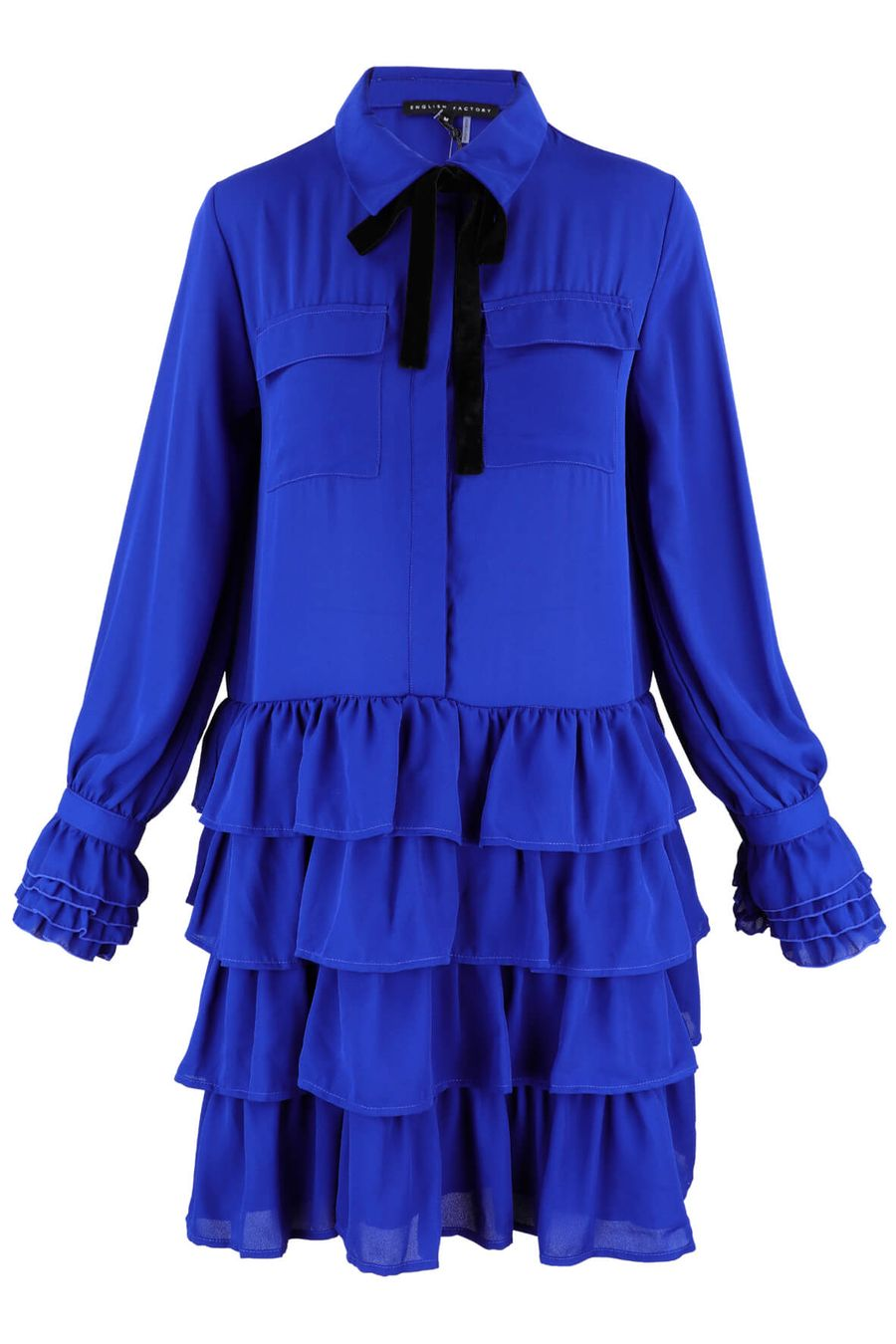 english-factory-tiered-ruffle-shirt-dress-with-tie-1