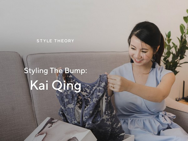 Styling The Bump: Kai Qing
