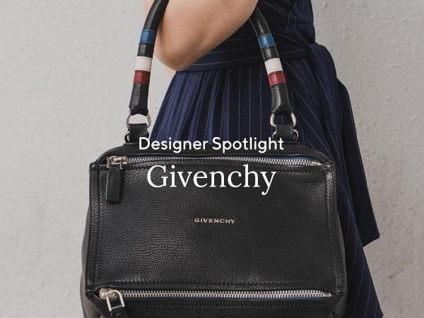 Designer Spotlight: Givenchy