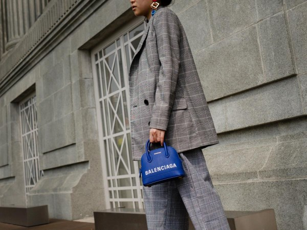 PFW: Suits For Every Style
