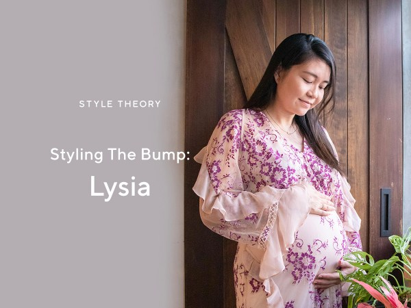 Styling The Bump: Lysia