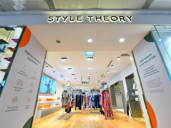 Experience Fashion Freedom at our Style Theory Store