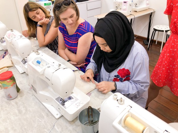Community Event: Fashion Sewing 101 by Fashion Makerspace