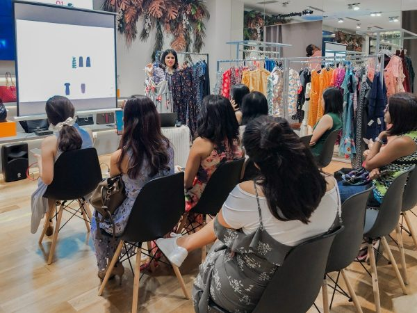Community Event: Styling Session With Jainee Gandhi
