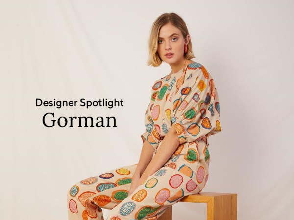 Designer Spotlight: Quirky Australian label Gorman takes sustainability head-on