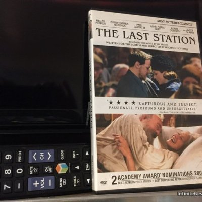 Tolstoy at the Movies – The Last Station (2009 Film) | Episode 025