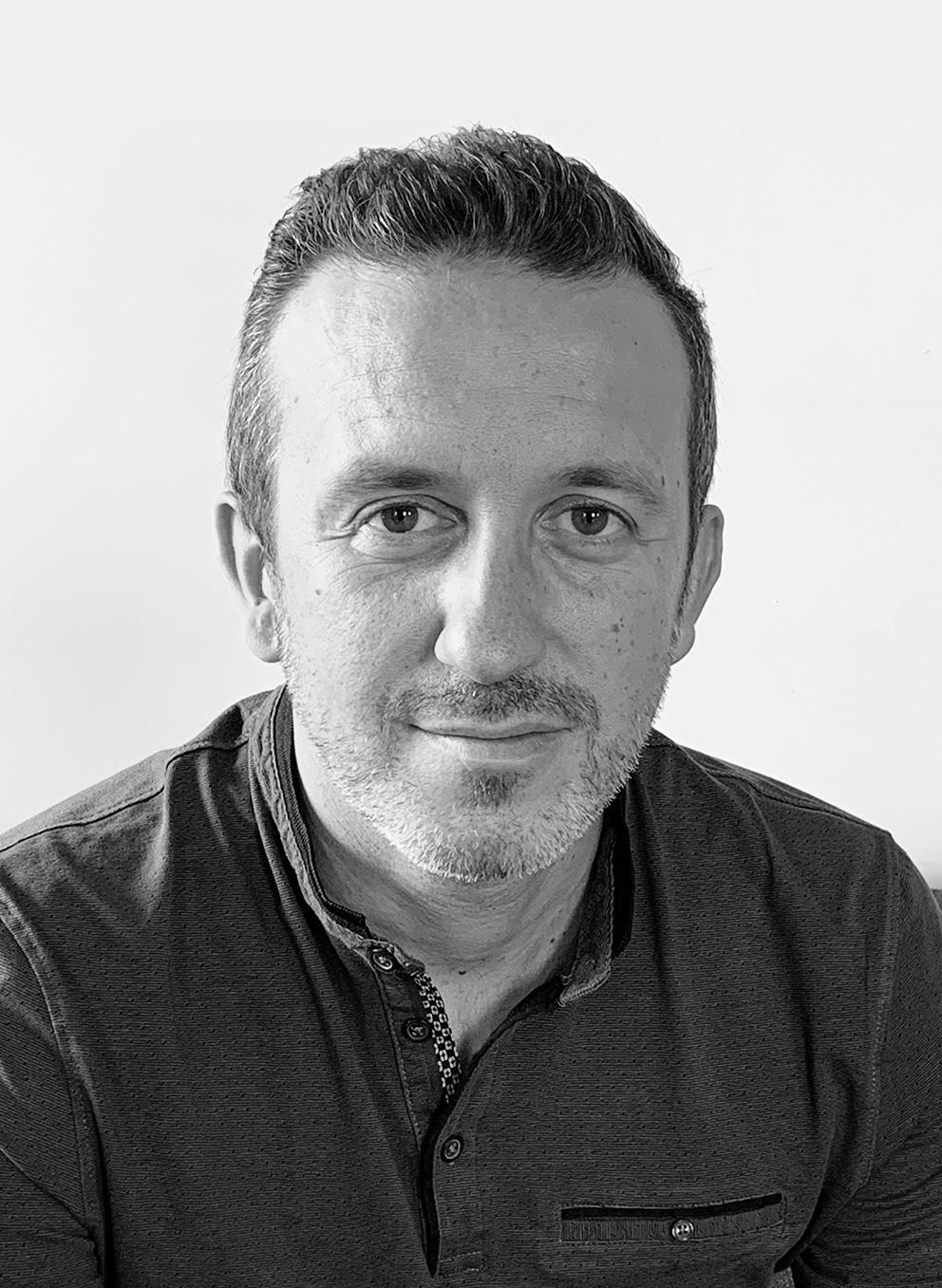 Infinite : Jerome Gloanguen - Responsable Développement informatique