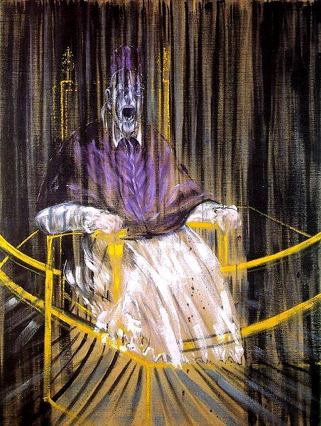 Litt Francis Bacon an paranoidem Querulantenwahn?
