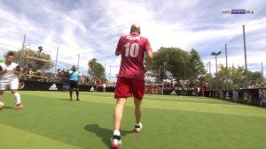 VIDEO: Zidane rolls back the years with magic skills