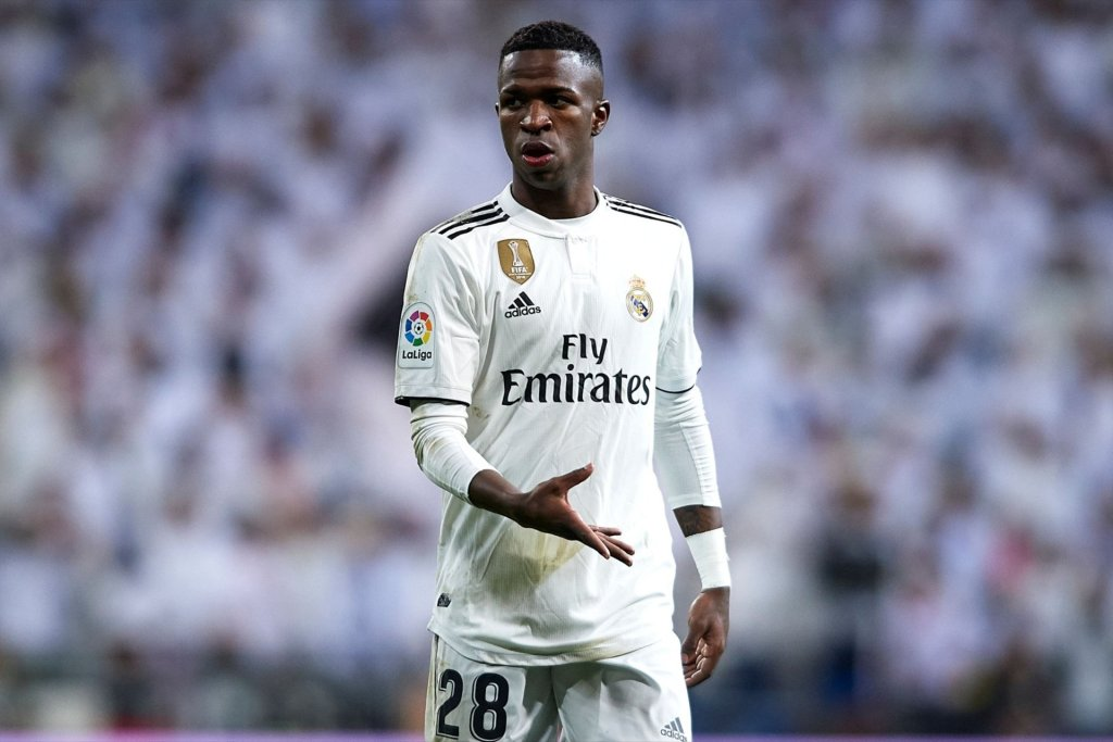 """Vinícius Jr: """"Mbappé will eventually move to Real Madrid"""""""