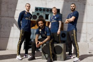 Real Madrid launch away kit for 2019/20