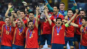 Ceballos and Vallejo crowned U-21 Euro Champions