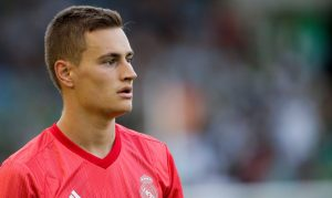 OFFICIAL: Real Madrid loan out Jorge de Frutos to Valladolid
