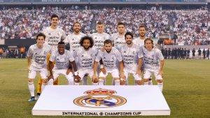 Confirmed Real Madrid XI against Tottenham – Audi Cup 2019