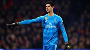 No more 25: New number for Thibaut Courtois