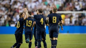 Match report: Real Madrid 2-2 Arsenal (3-2 pens)