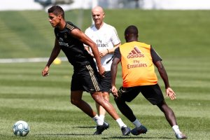 "Varane: ""We're doing well  in terms of fitness, I want to reach my best level"""