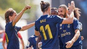 MATCH REPORT: Celta Vigo 1-3 Real Madrid