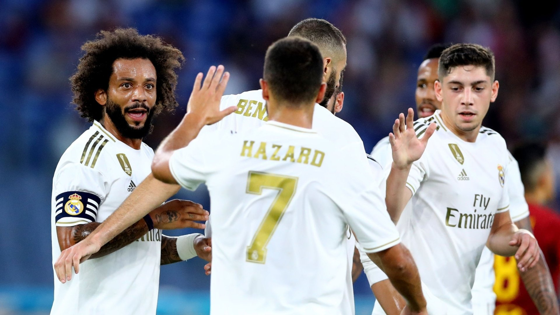 Match Report: AS Roma 2-2 Real Madrid (5-4 pens)