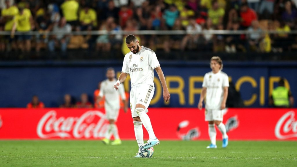 Match report: Villarreal 2-2 Real Madrid