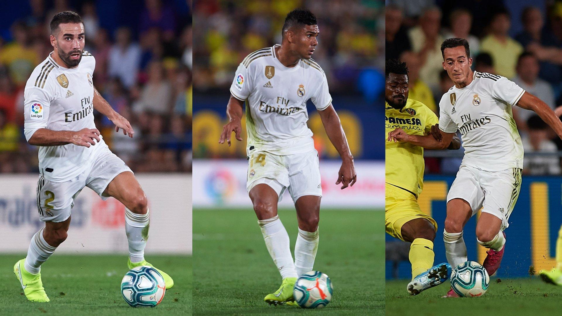 Carvajal, Casemiro & Lucas react to Villarreal draw