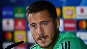 """Hazard: """"When you play for Real Madrid you have to win everything"""""""