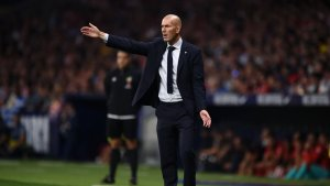 "Zidane: ""We deserved more than a point"""
