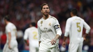 "Ramos: ""This point doesn't mean a lot because we wanted three"""