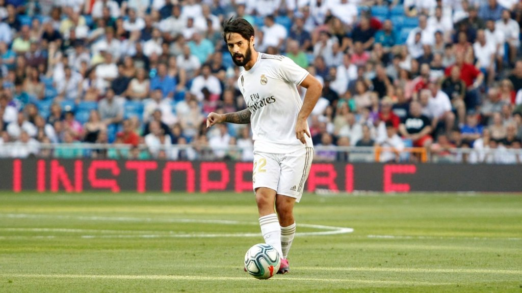 Confirmed: Real Madrid's 19-man squad for Brugge clash