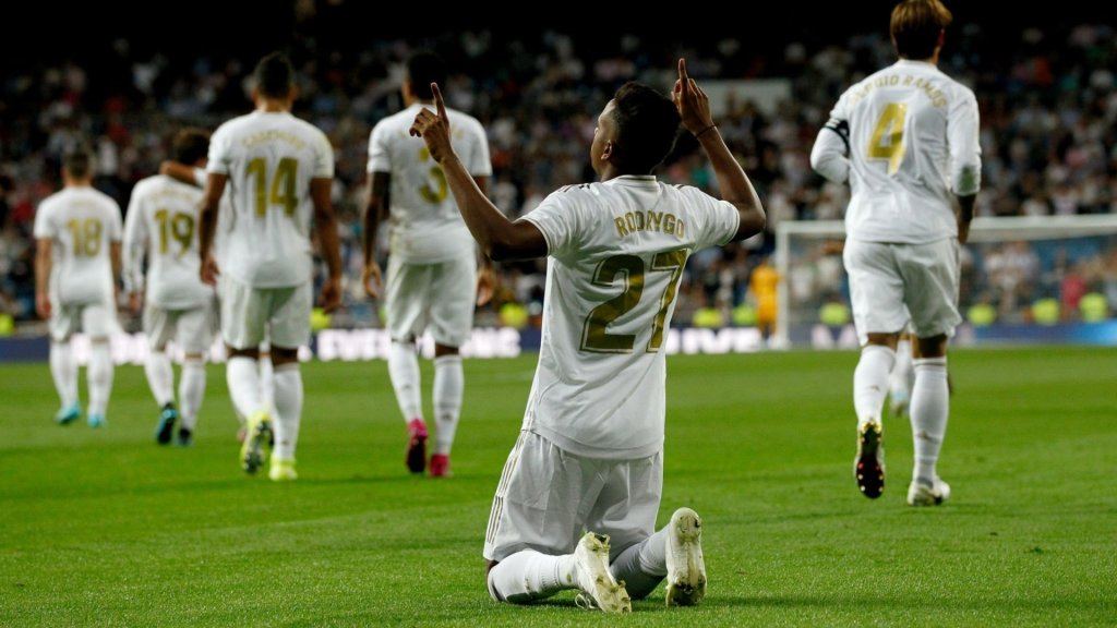 Confirmed: Real Madrid's 19-man squad for Mallorca clash