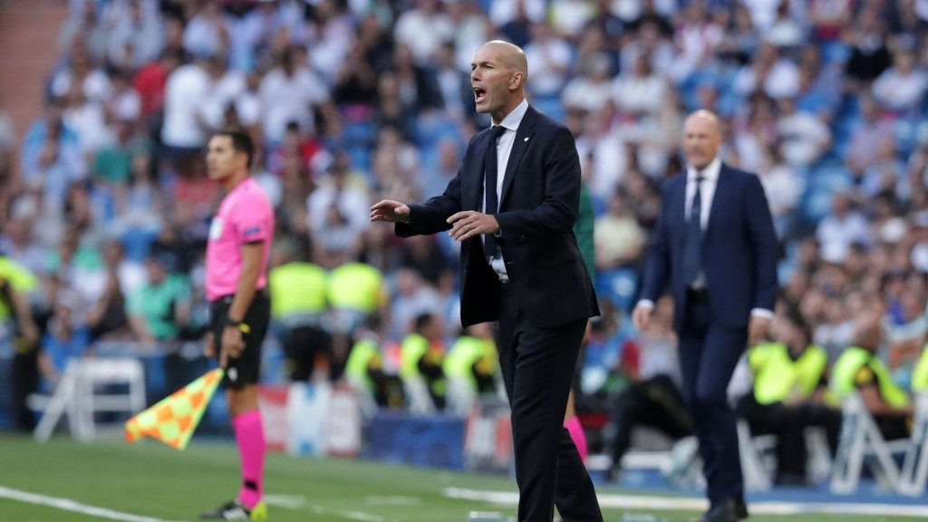 "Zidane: ""The two goals they scored were a joke"""