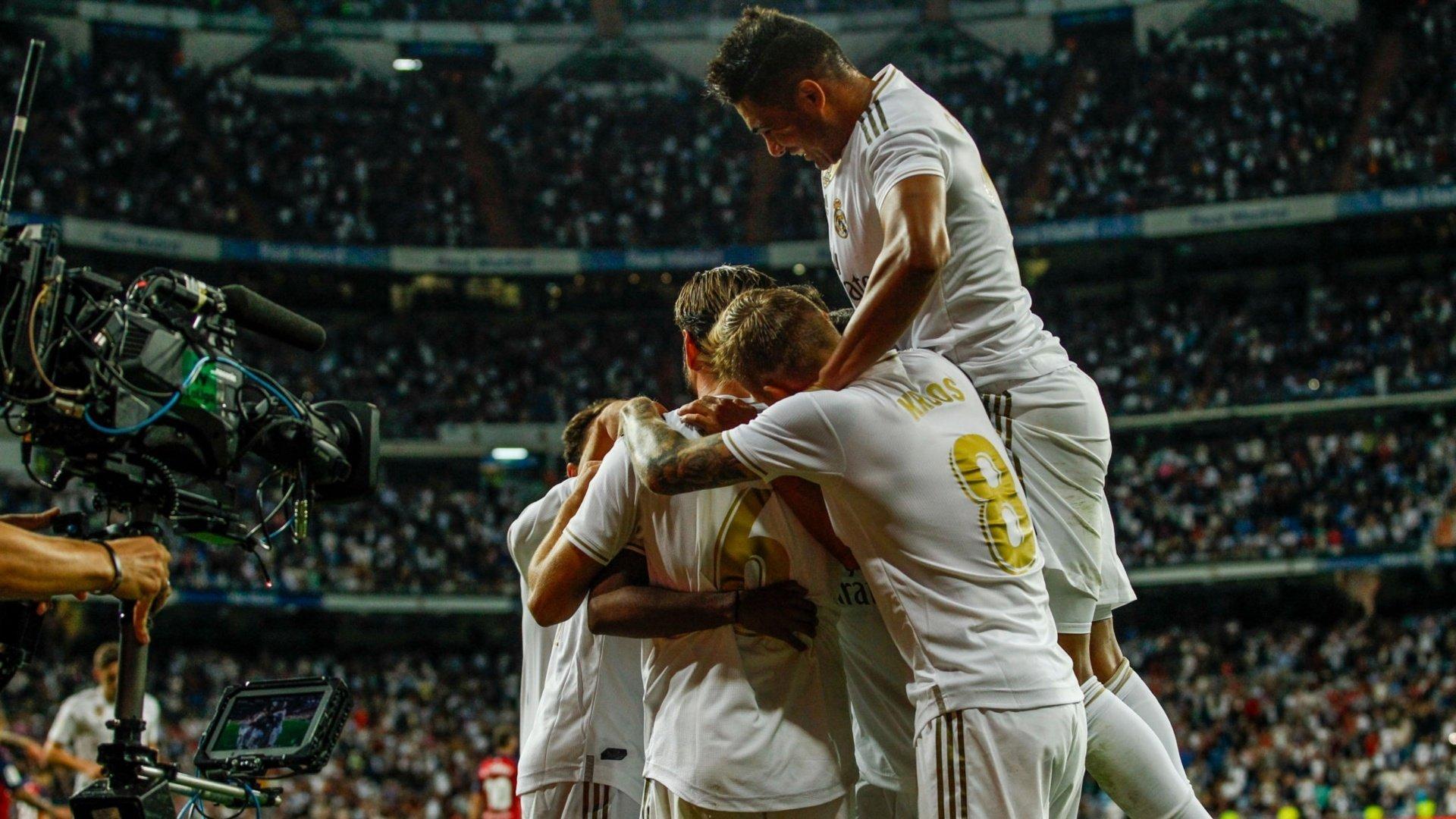 Preview: Real Madrid vs Granada — LaLiga Matchday 8