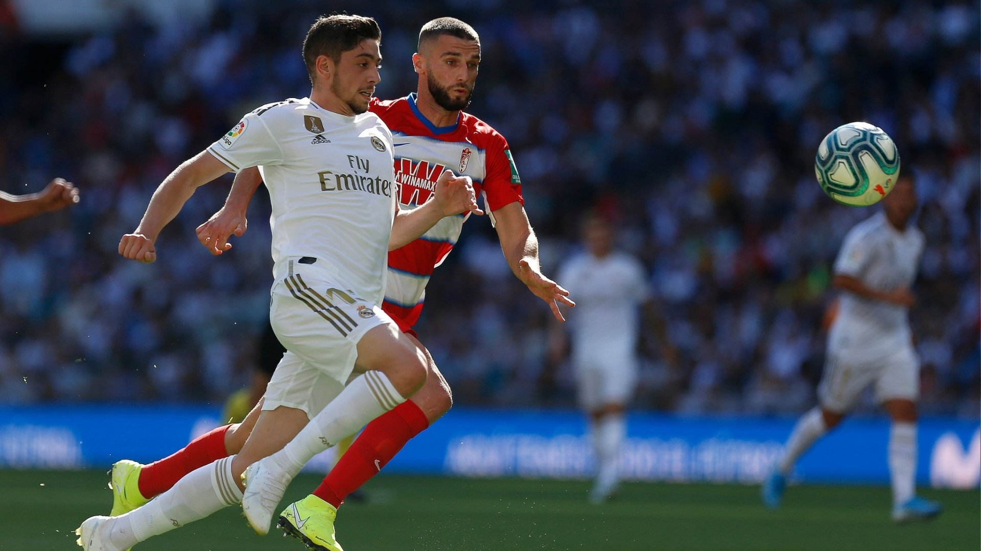 Carvajal & Valverde react to victory over Granada