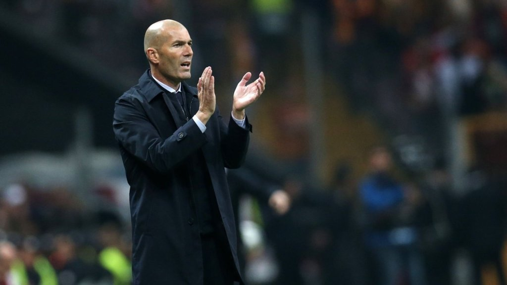 "Zidane: ""We worked hard and were strong, that's what got us the win"""