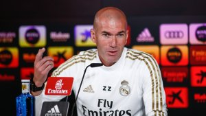 Zidane on Valverde, Bale, Vinicius Jr, Hazard & Real Betis clash