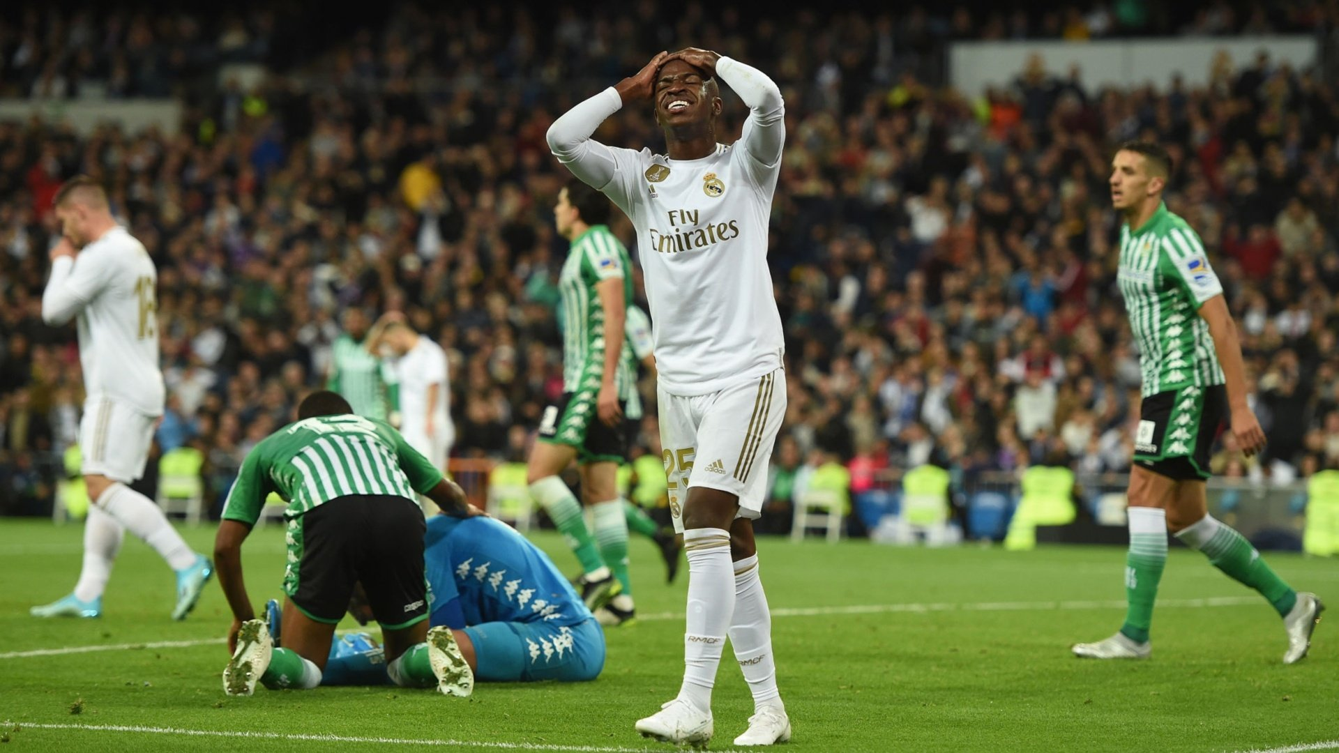Report: Real Madrid 0-0 Real Betis