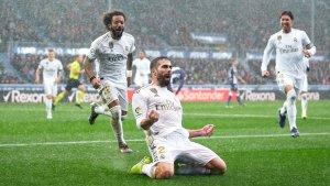 Report: Deportivo Alavés 1-2 Real Madrid