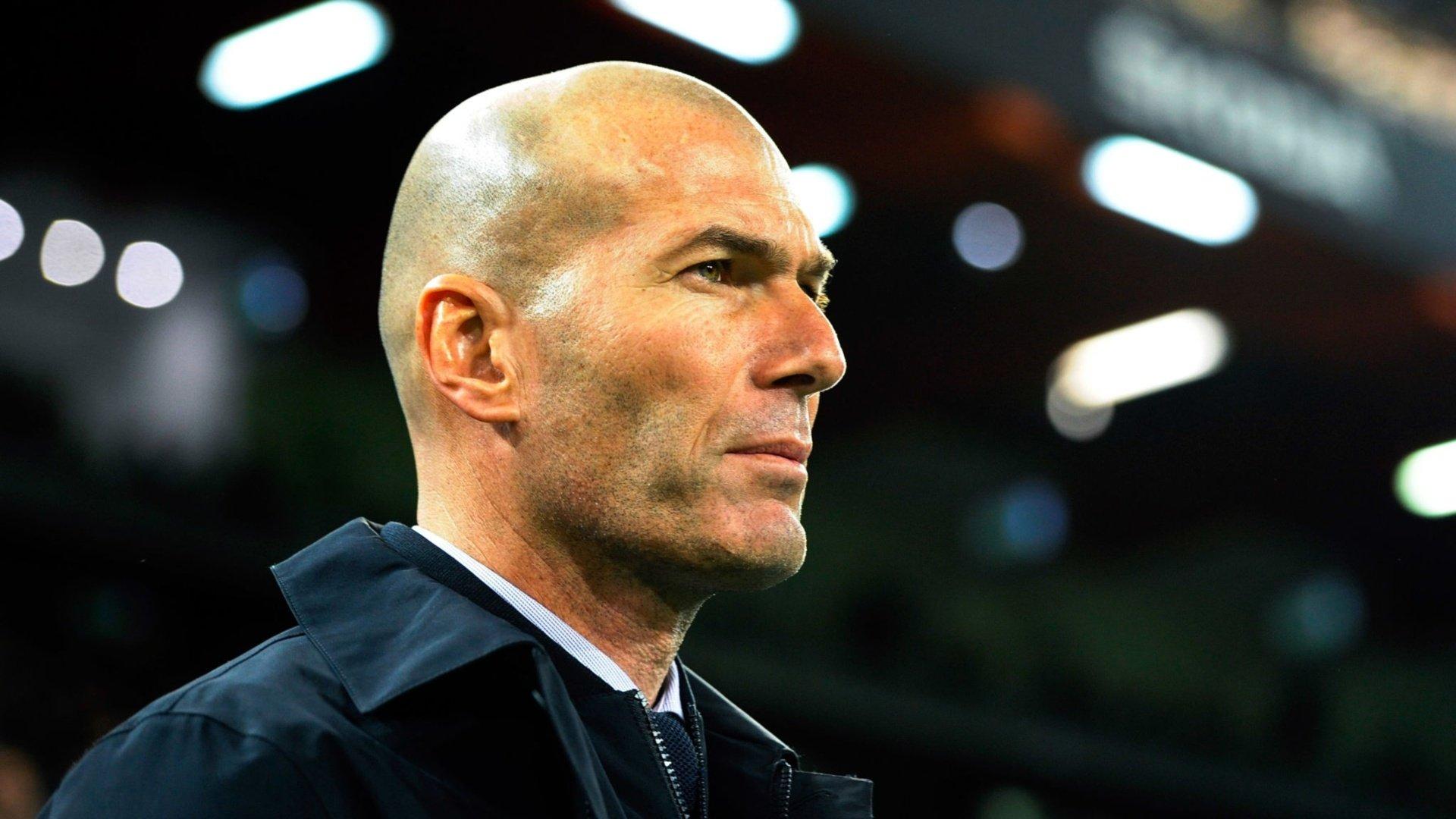 Real Madrid's 19-man squad for El Clásico