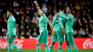 Report: Valencia 1-1 Real Madrid
