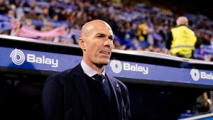 """Zidane: """"We scored early and the game went well in every aspect"""""""