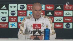 Zidane's pre-Valladolid press conference in full