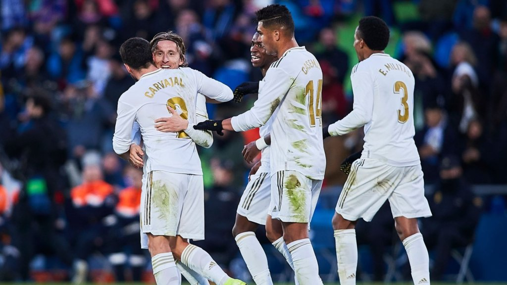 Confirmed: Real Madrid's 19-man squad for the Valladolid game