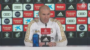 Zidane on Real Zaragoza, the new Copa format, Hazard and more