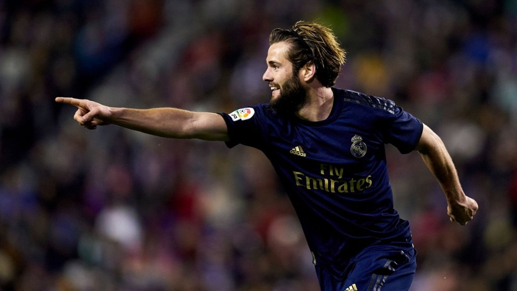 """Nacho: """"I'm thrilled, we got three crucial points in the fight for LaLiga"""""""
